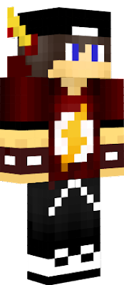 Flash Nova Skin - Minecraft flash spielen