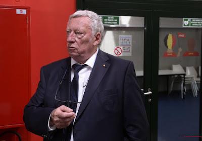 Gérard Linard n'a pas voulu remettre la coupe aux Malinois: il en donne les raisons