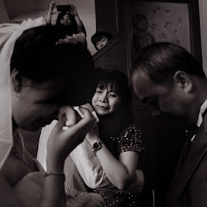 Wedding photographer marco chang (marcochang). Photo of 07.01.2014