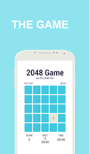 2048 Combination game - náhled