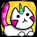 Cat Evolution: Crazy Idle Merge Tycoon Simulator icon