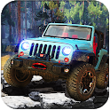 Mountain offroad jeep drive game 2020 icon