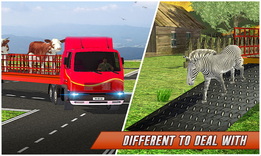 Farm Animal Transport Truck 2.5 screenshots 5