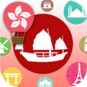 Learn&Speak HongKong Cantonese icon