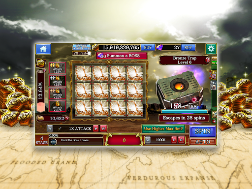 Phantom Chronicle Slots 1.1.0 screenshots 15