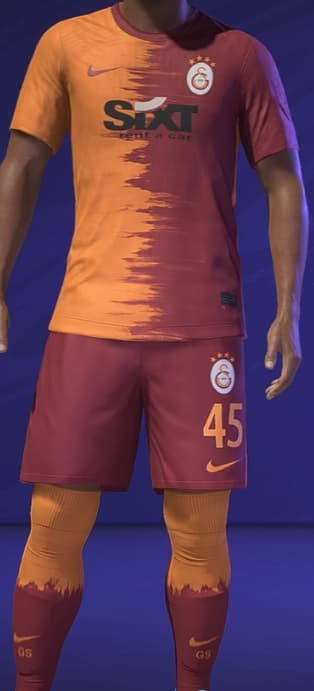 FIFA 21 Galatasaray Home kit