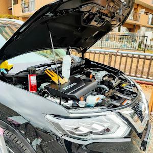 エクストレイル HNT32 20xiハイブリッド4WD2018年式のカスタム事例画像 ZOUさんの2021年01月06日17:00の投稿