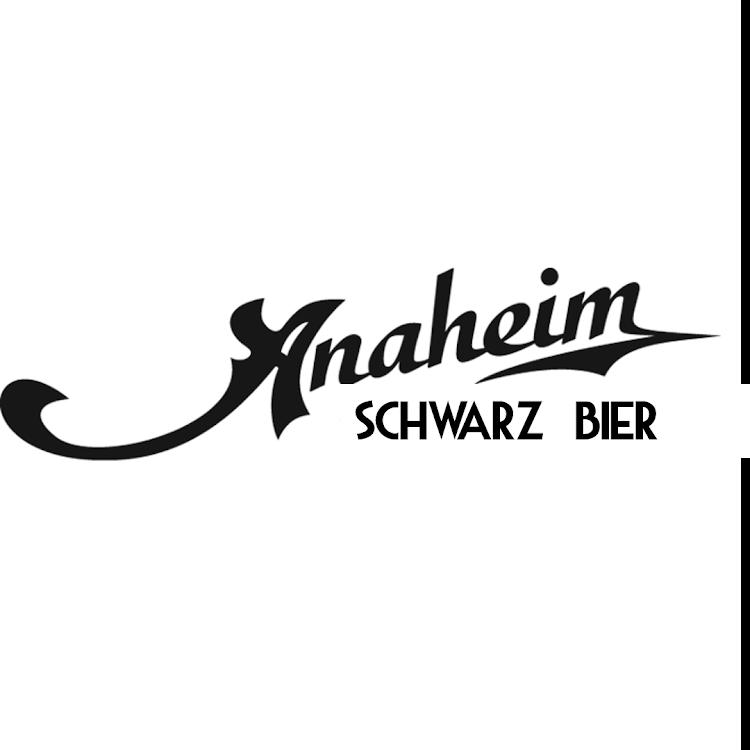 Logo of Anaheim Schwarz Bier