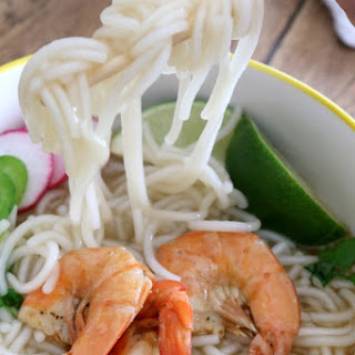 Homemade Asian Rice Noodles Recipe