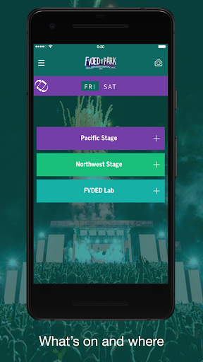 FVDED in the Park screenshot 2