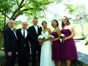 Photo: Old Mill Garden - Falls Park - Greenville, SC - 4/11- http://WeddingWoman.net