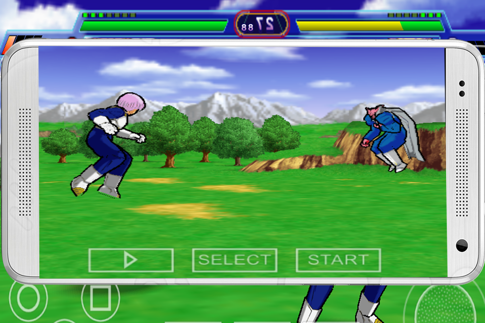 dragon ball z ppsspp android apk