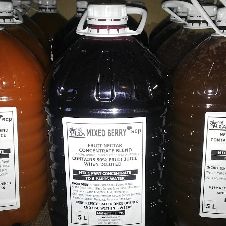 Juice Guys - Suppliers of quality fruit juice concentrates