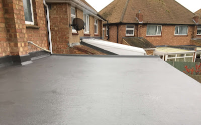 GRP Flat Roof | Ramsgate | First Class Roofines