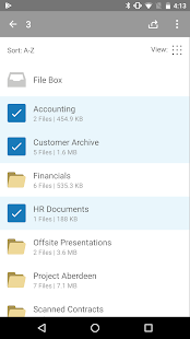 Citrix ShareFile- screenshot thumbnail