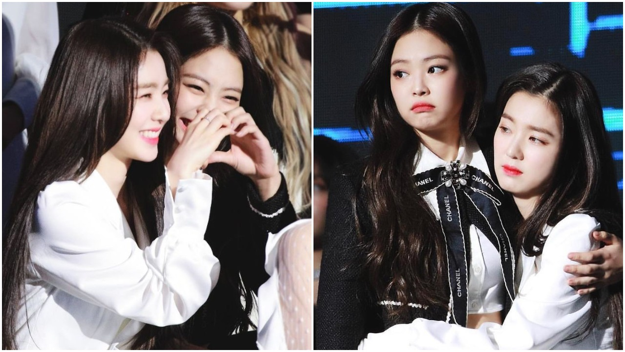 5 momente adorabile care arată cât de strânsă e prietenia dintre Irene şi Jennie