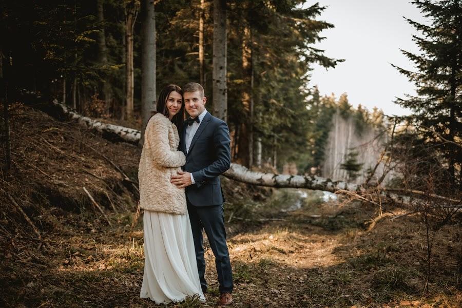 Vestuvių fotografas Kamil Turek (kamilturek). Nuotrauka 12.03.2019