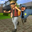 Robbery Clash Thief Pranks Game icon