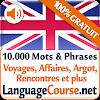 Vocabulaire Anglais gratuit