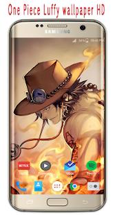 Luffy wallpaper HD 4k - náhled