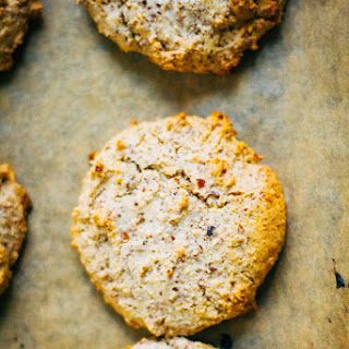 Magical Almond Cookies.