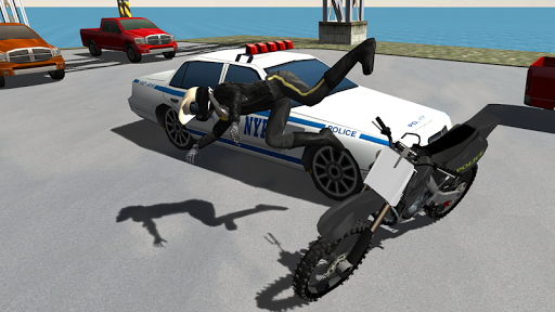 Police Motorbike Driving Simulator 1.03 screenshots 2