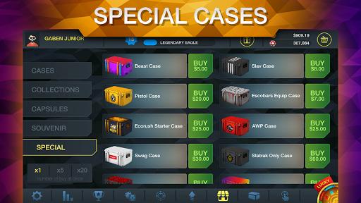 Case Chase - Case Simulator for CS:GO apkmr screenshots 13