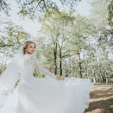 Wedding photographer Anastasiya Kodzheshau (kodjeshau). Photo of 27.10.2017