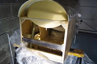 Photo: un fuselage bien garni.