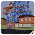 Map Walkthrough Minecraft Hello Neighbor APK