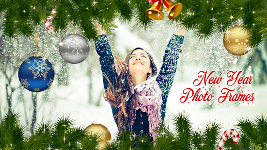 New Year and Christmas Photo Frames - Photo Editor - náhled