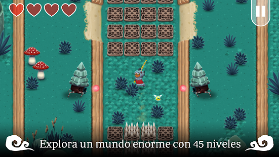 La Leyenda de Skyfish Zero Screenshot
