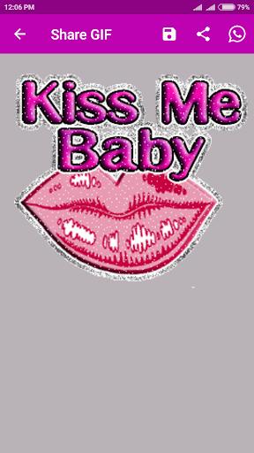 Kisses and Hugs GIF Collection 1.9 screenshots 2