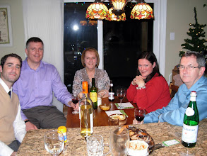 Photo: Adam Moons, Chris Fudge, Francine Boyce, Lori Fudge, Darryl Boyce