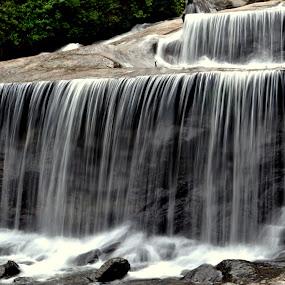 Siruvani - Worlds Second tastiest Water's origination by Saravanakumar Thangavelu - Landscapes Waterscapes