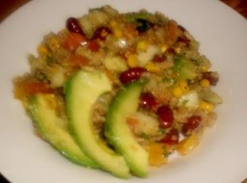 Southwest Quinoa Salad Recipe