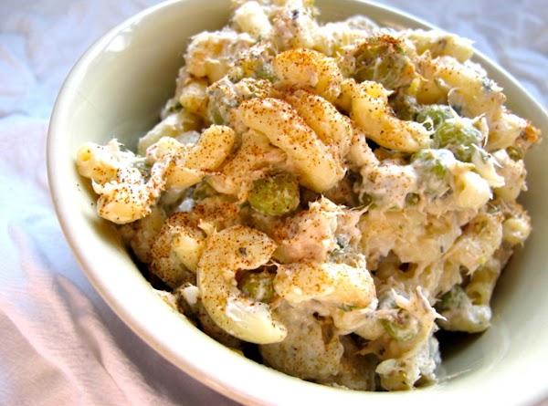 Grandma Barbara's Tuna Salad Recipe