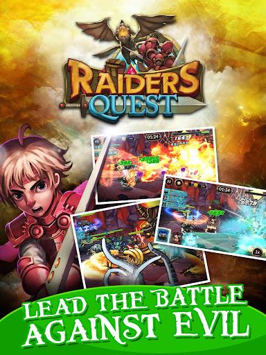 Raiders Quest RPG 1.8.10 screenshots 13