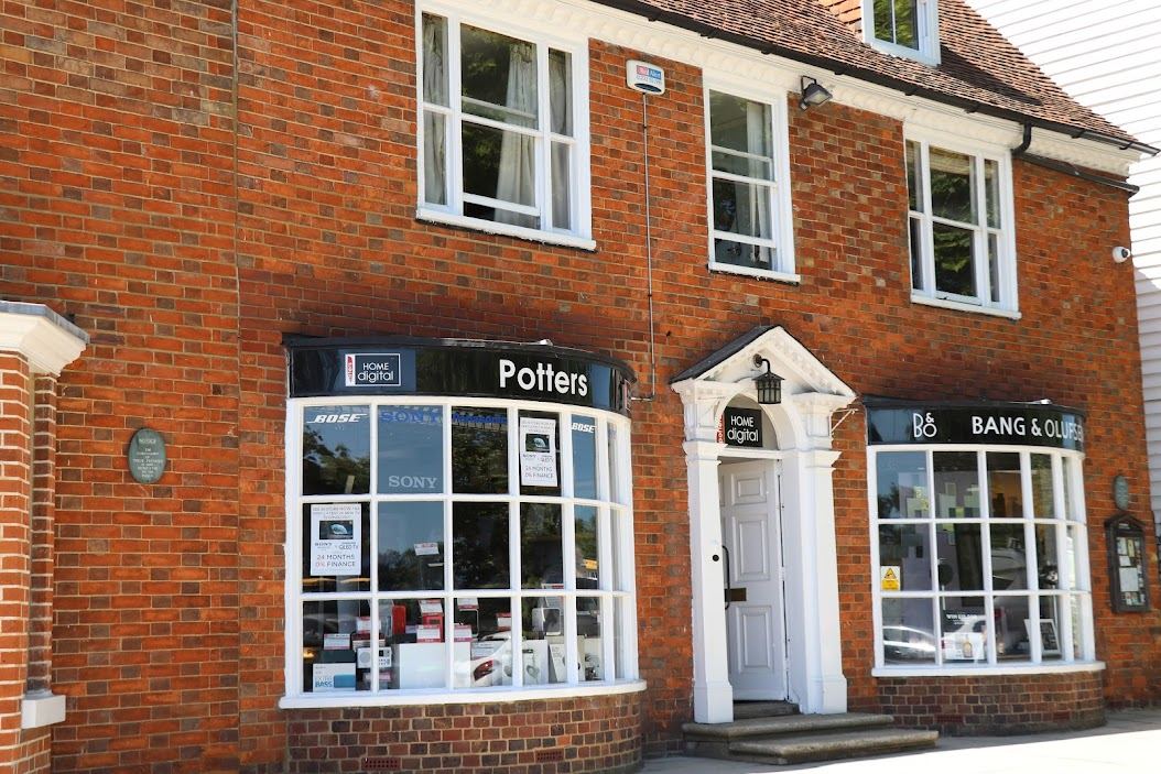 Potters Home Digital Tenterden