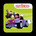Studio 100 Crazy Karts icon