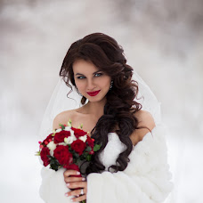 Wedding photographer Aleksey Kostrykin (Lexx04). Photo of 30.12.2016