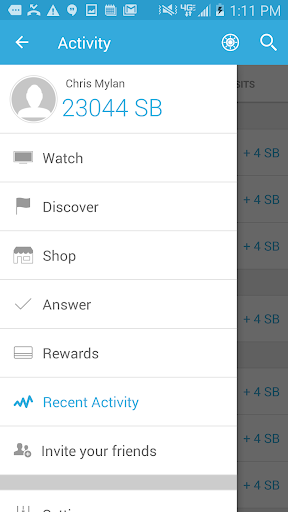 Swagbucks - Best App that Pays Screenshot