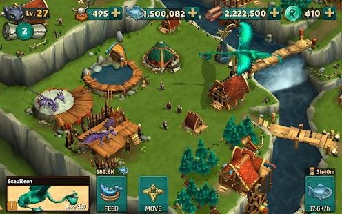 Dragons: Rise of Berk - screenshot thumbnail