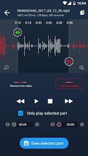 MP3 Cutter and Ringtone Maker App Download for Android 4