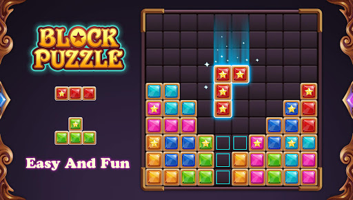 Block Puzzle: Diamond Star Blast 1.3 screenshots 19