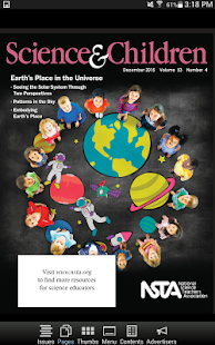 Science & Children Magazine- screenshot thumbnail