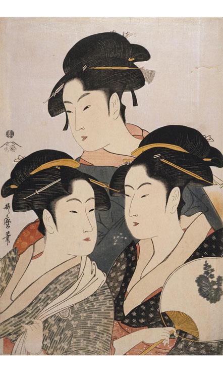 浮世絵ライブ壁紙(タテ版)のおすすめ画像5