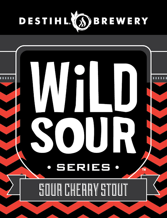 Logo of DESTIHL Wild Sour Series: Sour Cherry Stout