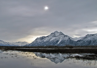 Photo: Pioneer Peak/Chugach Mtns.