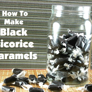 Black Licorice Recipes.